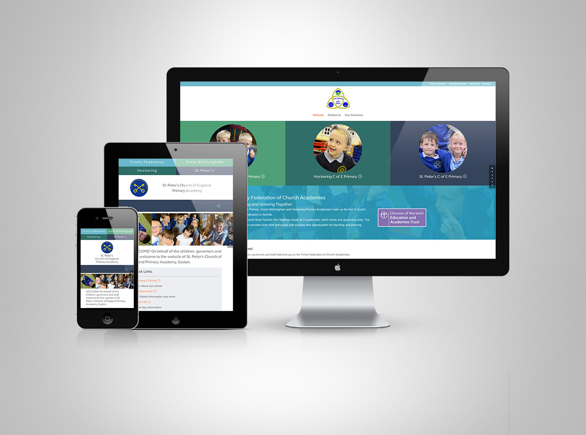 Trinity Federation Website