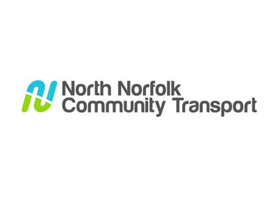 North Norfolk Community Transport Branding and Materials