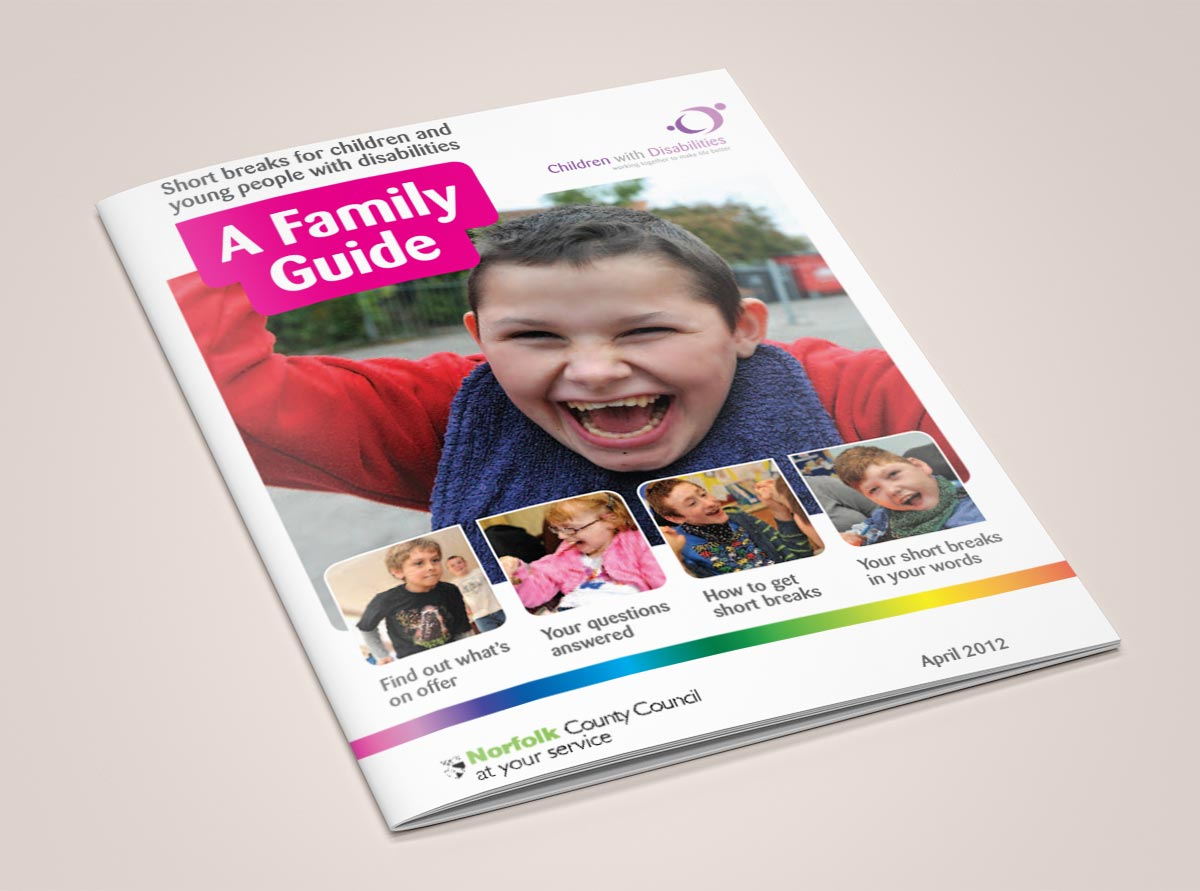 Short Breaks Pathfinders Children with Disabilities Family Guide